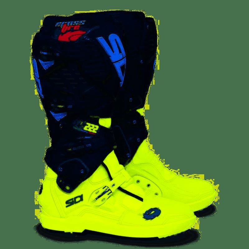 41 Stivali da moto Crossfire 3 SRS Nero Sidi